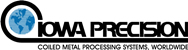 Iowa Precision designs and manufactures automated coil-processing systems to meet the specific demands of customers for a wide variety of manufacturing applications.